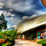 """Esplanade Theater - Fantastic City Singapore Serie"" by sghomedeco"