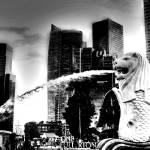 """Merlion - Fantastic City Singapore Series"" by sghomedeco"