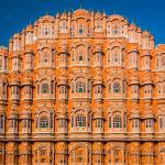 """Hawa Mahal Moon"" by Inge-Johnsson"