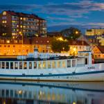 """Vintage Swedish Ferry"" by Inge-Johnsson"