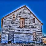 """Barn awaiting wrecking crew"" by FischerPhotography"