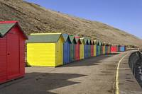 Beach Chalets, Whitby (35793-RDA)