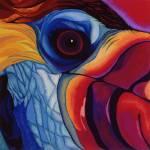 """Sulawesi Hornbill"" by Kristin-Serafini"