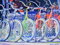 Bicycles by RD Riccoboni