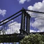 """""""Manhattan Bridge"""" by RickWoehrle"""