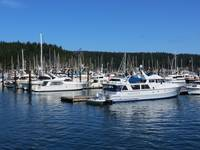 Friday Harbor, San Juan Islands, Summer 2013