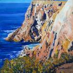"""Point Magu California by RD Riccoboni"" by BeaconArtWorksCorporation"