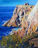 Point Magu California by RD Riccoboni