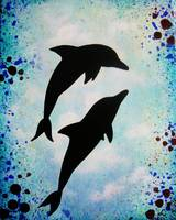 dolphins8x10