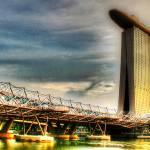 """Marina Bay Sands - Singapore Urban Landscape 2013"" by sghomedeco"