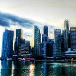 """Singapore Urban Landscape -City Skyline 2013"" by sghomedeco"