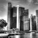 """City Skyline - Urban Landscape Singapore 2013"" by sghomedeco"