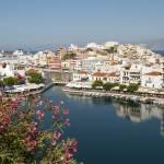 """""""Lake Voulismeni, Agios Nikolaos, Crete"""" by petrsvarc"""