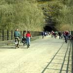 """Monsal Trail Over the Headstone Viaduct (36321-RDA"" by rodjohnson"