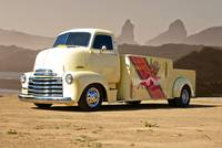 1953 Chevrolet 5700 COE Car Hauler