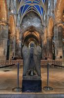 Angel in St Giles Cathedral