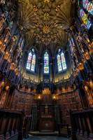 The Thistle Chapel: St Giles Cathedral