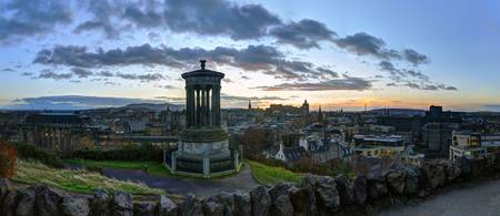Edinburgh: The Athens of the North