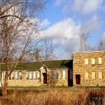 """Old Farmers Schoolhouse"" by BrendaSalyersArt"