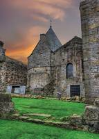 Inchcolm Abbey Chapter and Warming House