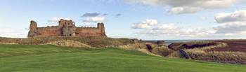 Tantallon Castle, North Berwick