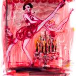 """Nutcracker Rouge"" by LumaRouge"