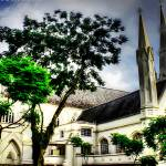 """St. Andrews Cathedral - City Singapore 2013"" by sghomedeco"