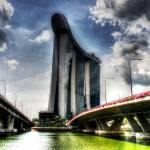 """Marina Bay Sands - Urban Landscape Singapore"" by sghomedeco"