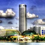 """Esplanade in Color - City Singapore 2013"" by sghomedeco"