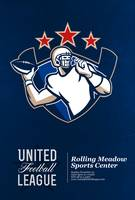 United Gridiron Football League Poster