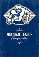 American Football National League Championship Pos
