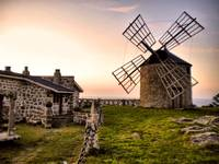 Windmills of Montedor