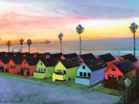Robert Cottages, Oceanside California