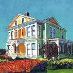 """Henry Guild Burton House"" by BeaconArtWorksCorporation"
