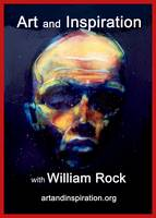 Art and Inspiration with William Rock  LOGO