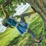 """Alice and the Tree"" by Pipevinestudio"