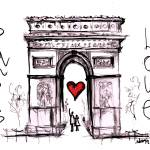 """C:\fakepath\paris with love1"" by sladja"
