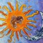 """""""soleillune"""" by Mystia"""