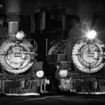 """Engines 480 and 486"" by Inge-Johnsson"