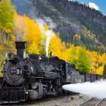 """Durango-Silverton Narrow Gauge Railroad"" by Inge-Johnsson"