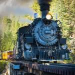 """Durango Locomotive"" by Inge-Johnsson"