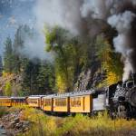 """Durango-Silverton Narrow Gauge Railroad"" by Inge-Johnsson"