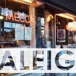 """Raleigh At Mecca Restaurant"" by WrightFineArt"