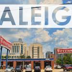 """Raleigh At The Firestone"" by WrightFineArt"