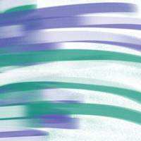 Purple Stripes Abstract