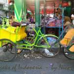 """Becaks of Yogyakarta ll"" by nicoindo"