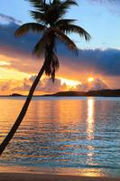 Tropical Sunset, St. Thomas