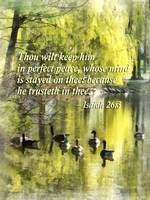 Isaiah 26 3 Thou Wilt Keep Him In Perfect Peace