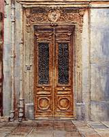 Parisian Door No.7