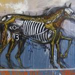 """Horse, Hosier Lane, Melbourne"" by audioworm"